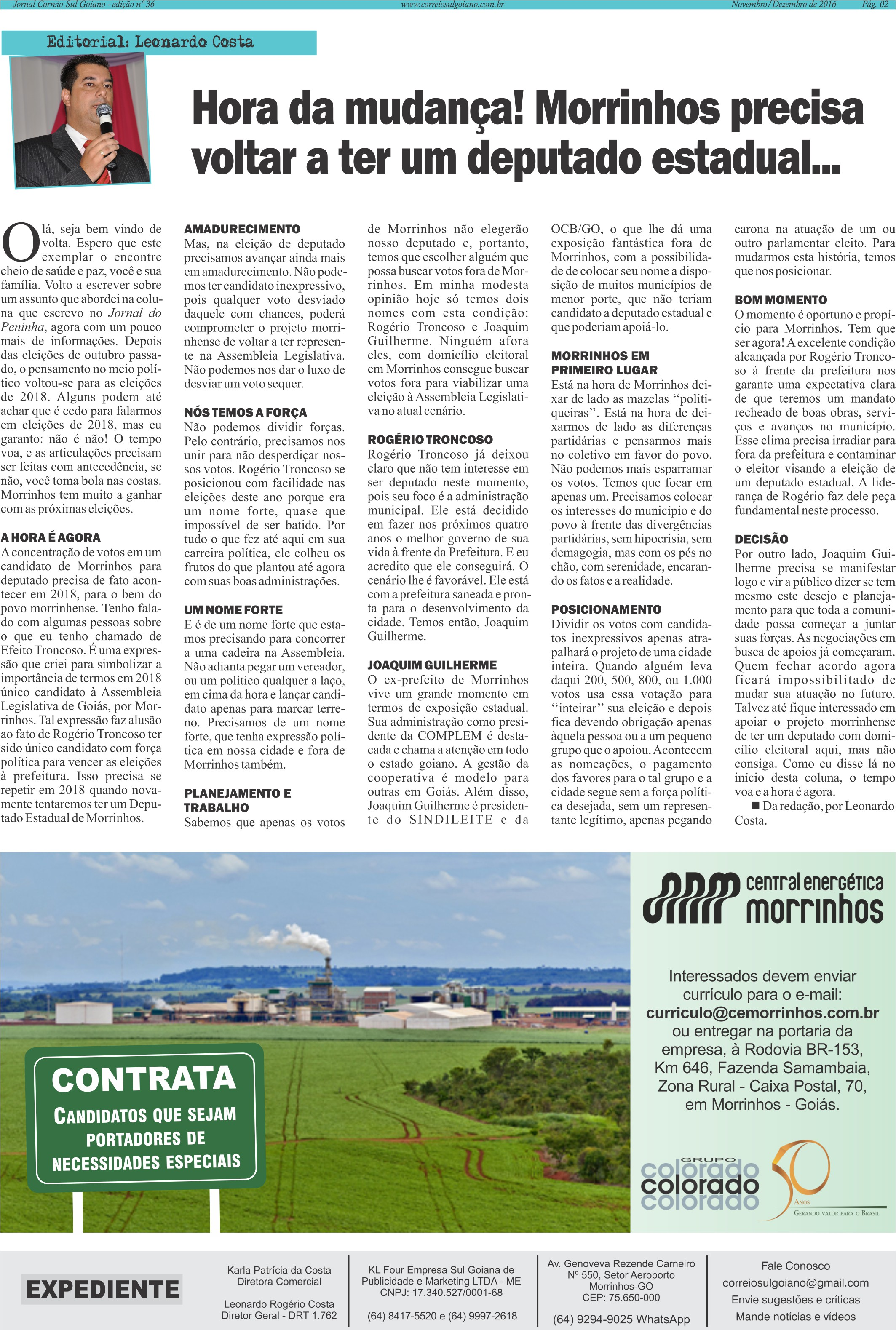 Edição nº 036 - Página 02