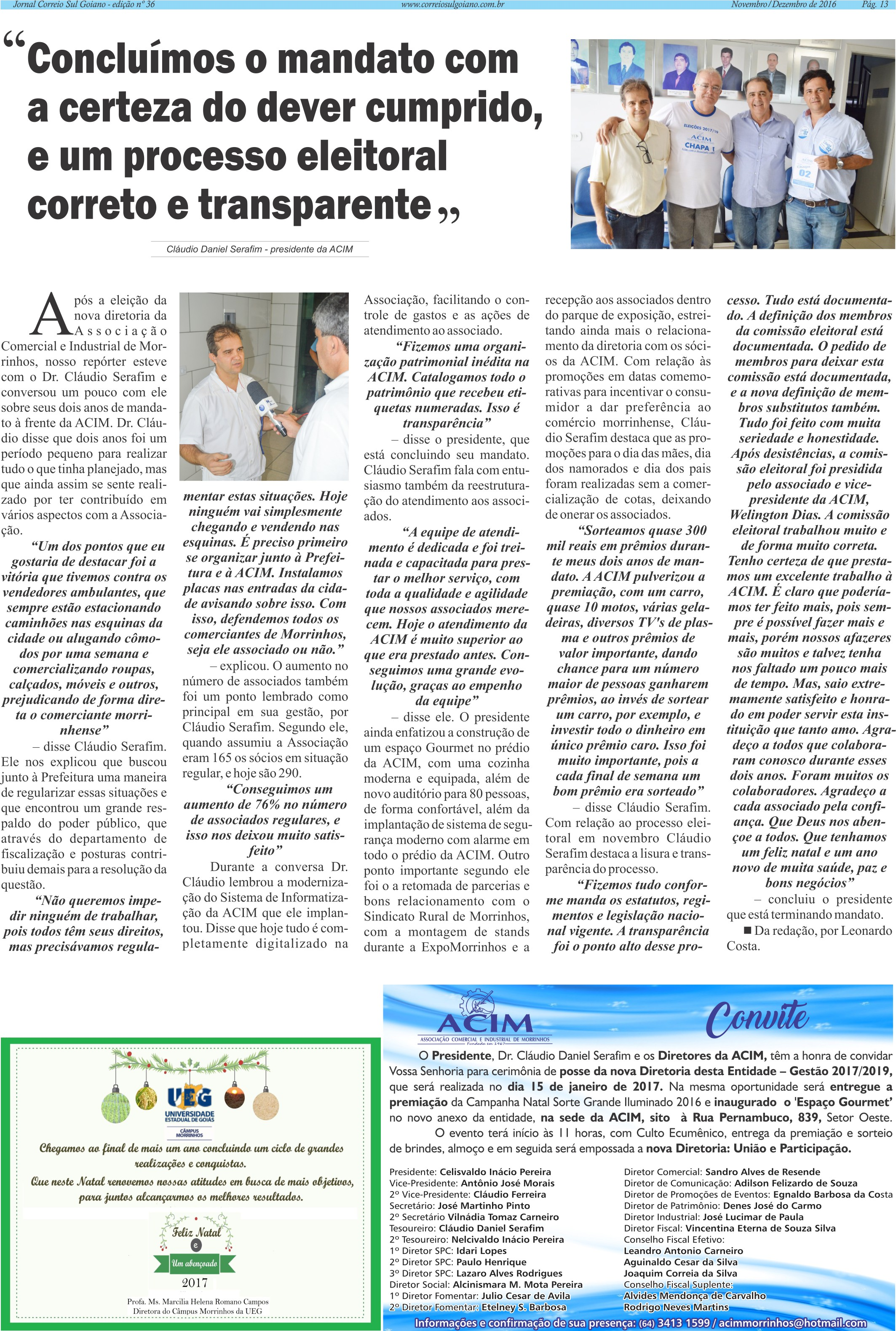 Edição nº 036 - Página 13