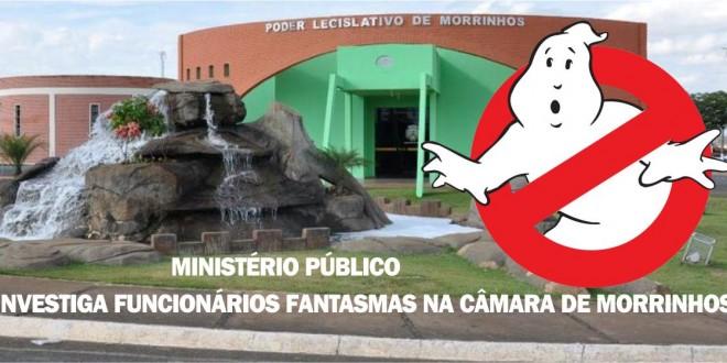 Servidores Fantasmas: Ministério Público quer afastamento de vereadores