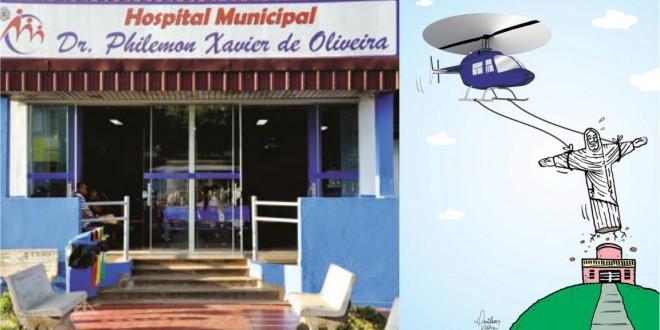 Regionalização do Hospital Municipal de Morrinhos ameaçada???