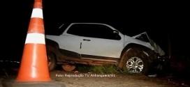 Menino de 5 anos morre em acidente na GO-210 em Buriti Alegre