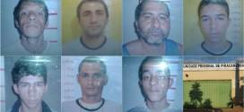 FUGA DE PRESOS: 07 homens fugiram da unidade prisional de Piracanjuba