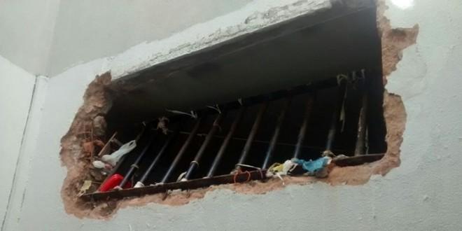 Fugas de presos estão se tornando comuns no sul goiano e em todo Goiás
