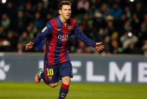 De que planeta vem esse tal de Messi? O cara é mais que gênio…