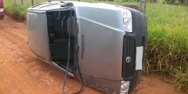 Fatalidade! Carro tomba e criança de 4 anos morre, em Morrinhos