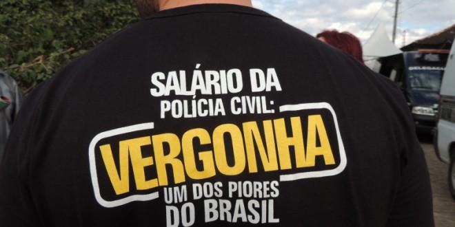 Polícia Civil poderá entrar em greve novamente em Goiás