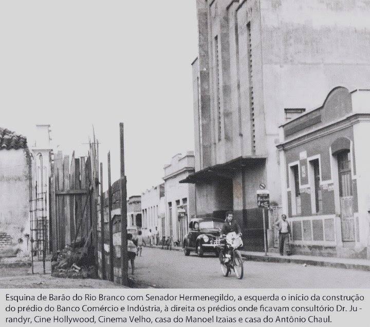 Barao do Rio Branco anos 60 C
