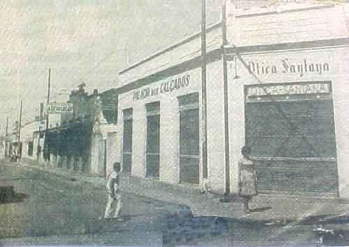 Barao do Rio Branco com Major Limirio