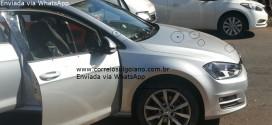 Tentativa de homicídio em Aparecida de Goiânia: Tiros são disparados contra carro