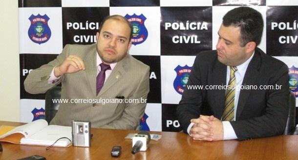 Polícia Civil de Goiatuba desvenda latrocínio em Panamá e prende suspeito