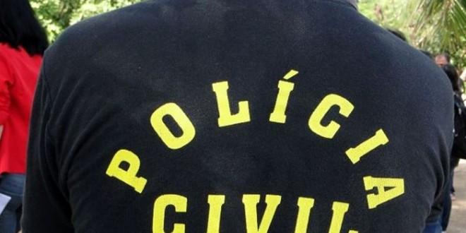 Polícia Civil prende suspeito de matar mototaxista em Caldas Novas