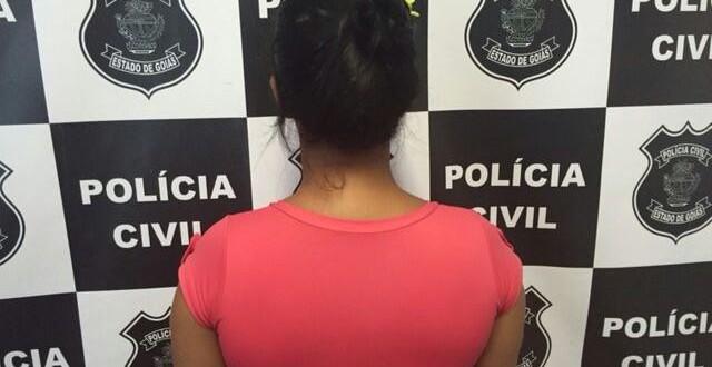 Mulher de 23 anos é presa suspeita de tráfico de entorpecentes em Morrinhos