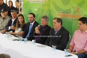 Recadastramento biométrico: Presidente do TRE-GO visita Morrinhos