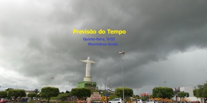 Quinta-feira após o carnaval… Previsão do Tempo pelos Institutos de Meteorologia