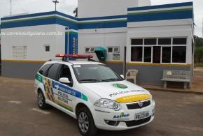 Polícia Rodoviária Estadual cumpre mandado de prisão em Morrinhos