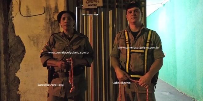 Ação rápida dos policiais militares salva vida em Morrinhos. Desde o operador do COPOM até a equipe da viatura que chegou rapidamente ao local do fato!!!