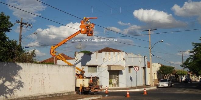 Blecaute!!! Interrupção no fornecimento de energia em Morrinhos causa transtornos e gera dúvidas…