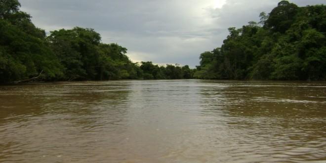 Após duas pessoas se salvarem, pai e filho morrem afogados no rio Meia Ponte, em Aloândia!!!