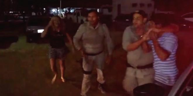 VEJA: vídeo mostra homem arrancando arma de Policial Militar e atirando contra o PM – os dois morreram…
