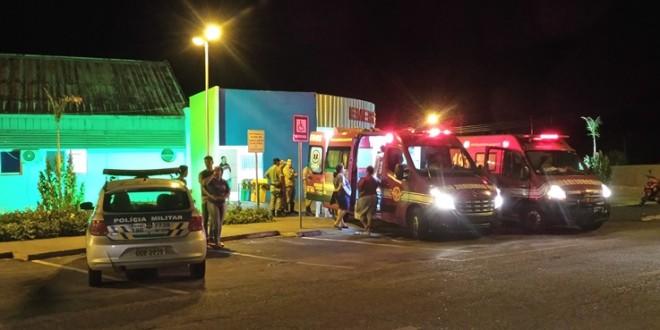 De Novo: moto x moto em mais um acidente de trânsito em Morrinhos. Adolescente ficou ferida!!!