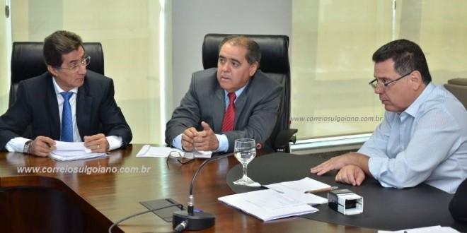 Vice-governador: Rogério Troncoso surge como possível candidato ao lado de José Éliton para 2018