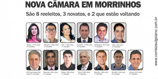 Diplomação dos eleitos em Morrinhos será hoje, 13 de dezembro, no Fórum Dr. Guilherme Xavier de Almeida