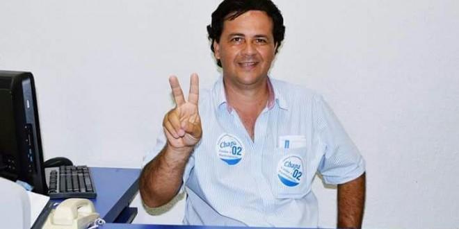 Celisvaldo Inácio é o novo presidente da ACIM. Por 95 x 89 ele venceu Reinaldo dos Reis, nesta sexta-feira, 25/11