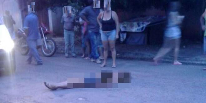Homicídio em Piracanjuba! Homem atira contra jovem mulher após discussão