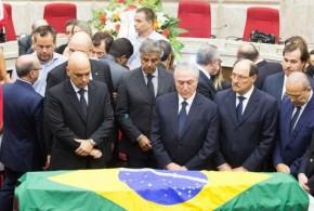 Presidente Michel Temer diz que só vai indicar substituto de Teori após nomeação de novo relator da Lava Jato