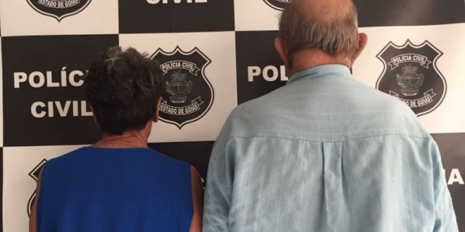 REVOLTANTE: Bisavós de 72 e 64 anos são presos por abuso sexual contra bisneta de 08 anos, em Goiatuba