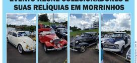 """Mais de 100 relíquias foram expostas em Morrinhos em mais um encontro de colecionadores e amantes dos """"antigos"""""""