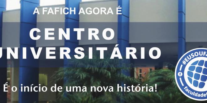 FAFICH / UniCerrado obtém nota que a credencia a pleitear Curso de Direito