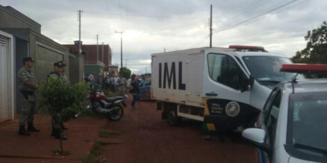 Execução!!! Dois homens foram mortos na madrugada desta quinta-feira, 27/04/17, em Goiatuba.
