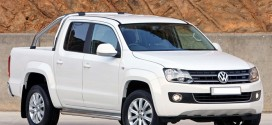 Caminhonete Amarok roubada em Morrinhos: PM age rápido e recupera veículo no mesmo dia