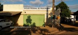 FUGA DE PRESOS: Detentos do presídio de Piracanjuba fugiram na tarde de sábado, 06/05, após renderem agentes