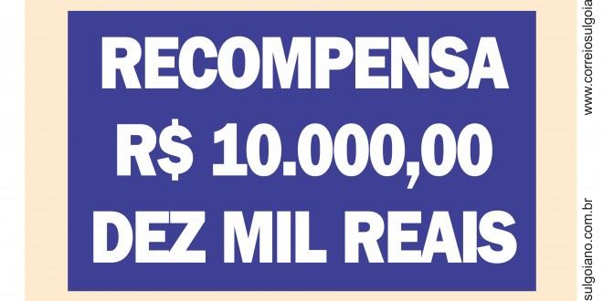 Roubo em fazenda da Qualitti em Morrinhos. Empresa oferece recompensa de 10 Mil Reais por informação concreta!!!