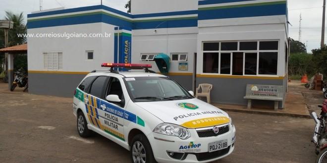 Polícia Rodoviária Estadual detém homem conduzindo moto sob efeito de álcool e sem CNH, em Morrinhos