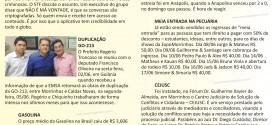 Meia entrada para a Pecuária já é vendida em Morrinhos. Câmara realiza Audiência Pública sobre LDO.