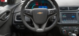 Assalto! Homens roubam carro em Morrinhos. Chevrolet Onix de cor prata Placa ONS 5123
