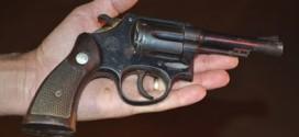 Homem dispara tiros na porta do Parque de Exposições em Morrinhos, mas é detido pela Polícia Militar