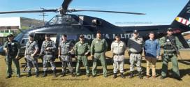 Polícia Militar realiza Operação Saturação em Morrinhos. Mais de 60 policiais atuam na cidade!