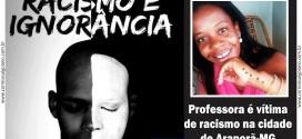 """""""Humilhação irreparável""""… é o relato da professora negra ofendida por mãe de alunas em Araporã-MG"""