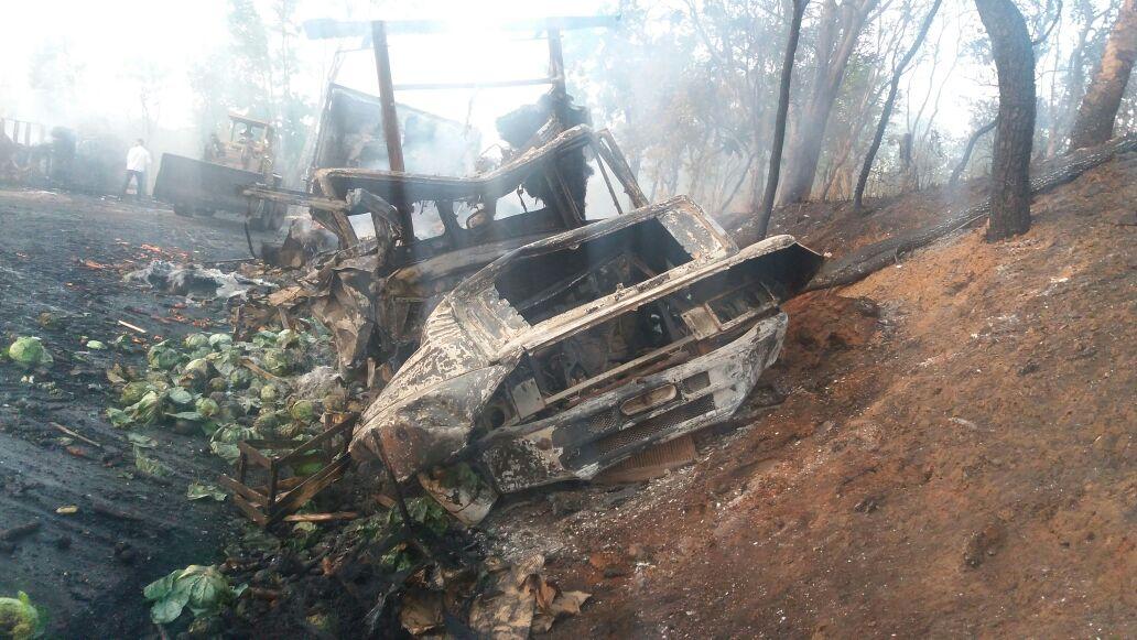 Grave acidente deixa 4 mortos