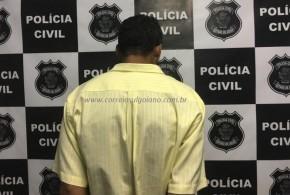 Tio suspeito de estuprar sobrinha por 9 anos é preso em Morrinhos. Jovem de 17 anos está grávida!