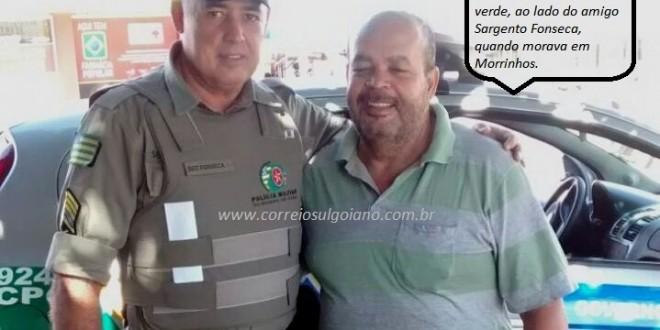 Pastor Jair é executado por ladrão em ação de roubo, em Goiânia. Ladrão trocou tiro com Rotam e morreu!