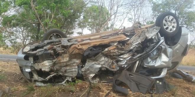 Grave acidente provoca morte na rodovia BR-153. Médicos voluntários ficam feridos e técnica morre após colisão!