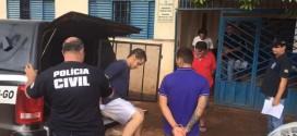 Operação INSONE da Polícia Civil cumpre 87 mandados de prisão contra facção criminosa que agia em presídios