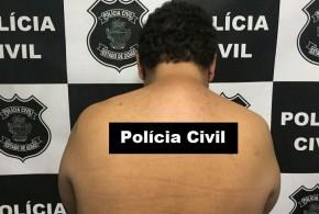 Estupro de vulnerável… Polícia Civil em Morrinhos prende suspeito de estuprar neta de sua mulher
