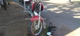 DE NOVO!!! Motociclista morre em acidente de trânsito em Morrinhos