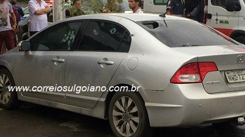 EXECUÇÃO! Dois agentes penitenciários são mortos com vários tiros em Anápolis, em menos de 10 horas!